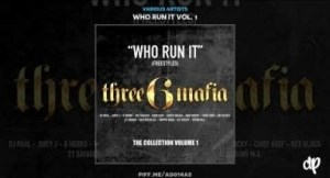 Who Run It Vol. 1 BY Sauce Walka